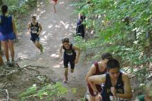 226 Stefan Wnuk hits the hill